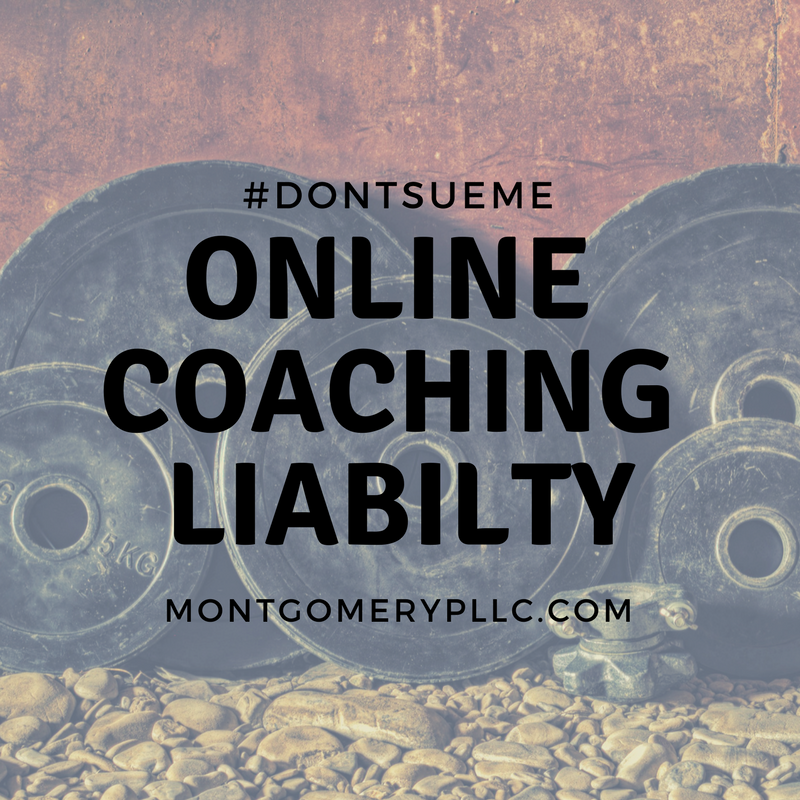 Online Coaching what are the risks?