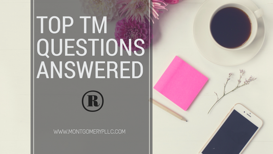 Trademark Questions answered