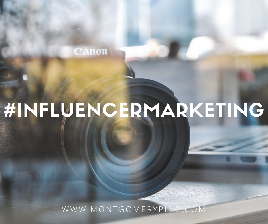 Influencer marketing agreements