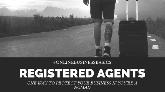 Setting up an LLC with a registered agent