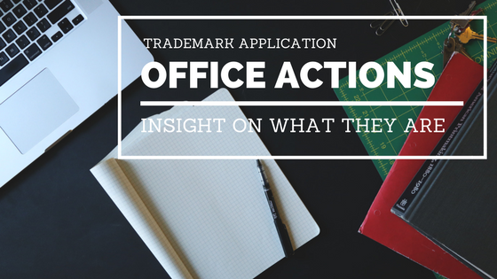 Office Actions for trademark applications