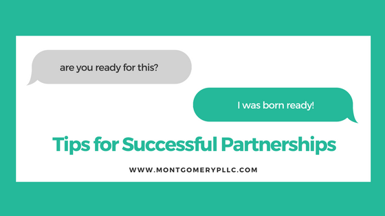 building a successful partnership for your business