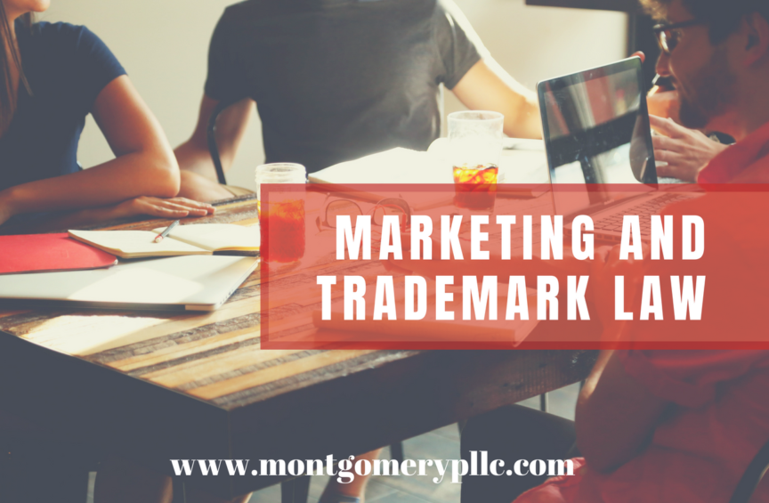 Trademark law considerations in marketing campaigns