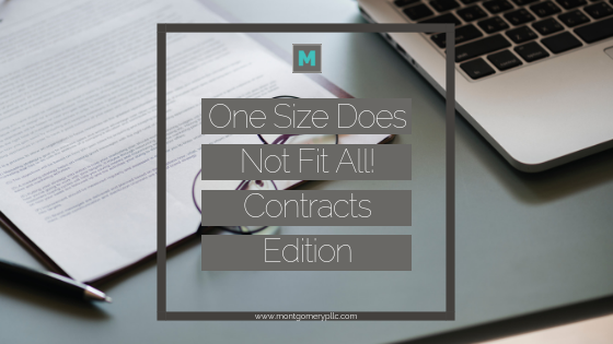 Contract issues in business