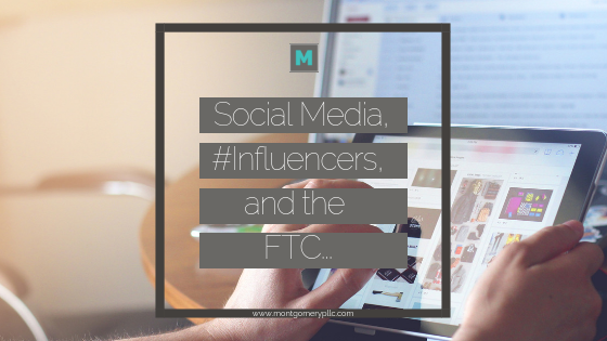 Social Media Influencers and advertising