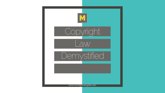 Copyright law facts