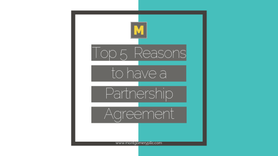 Why you need a partnership agreement